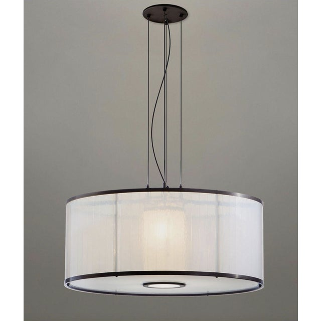 Michael McEwen B Ring Ceiling Fixture For Sale - Image 10 of 10