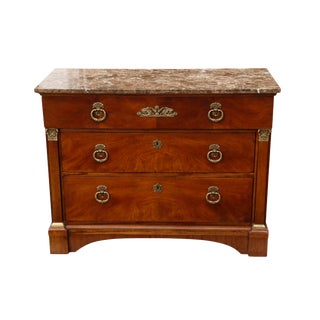 Henredon Historic Natchez Collection Chest of Drawers For Sale