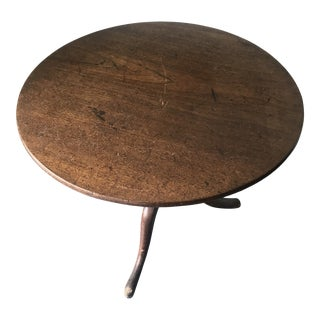 1920s Early American Center Table For Sale