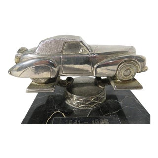 1941-1966 Lincoln Continental Car Shaped Award