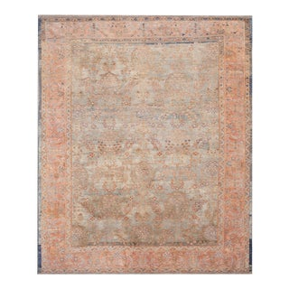 """Antique Persian Sultanabad Rug 8'6"""" X 10'4"""" For Sale"""