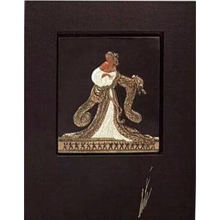 Erte (Romain de Tirtoff) Rigoletto 1988 For Sale