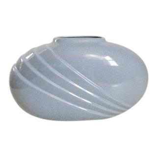 1980s Haeger Oval Vase For Sale
