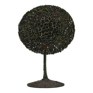 "James Bearden Oversize ""Hive"" Abstract Sculpture"