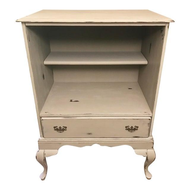 Queen Anne Bookshelf Cabinet - Image 1 of 8