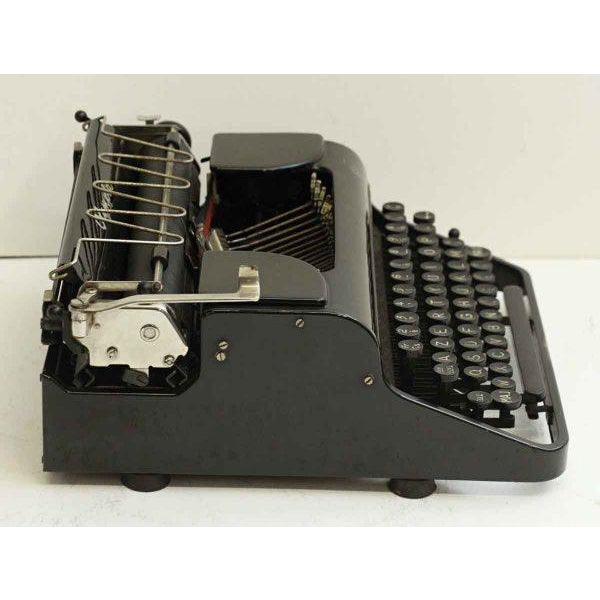 Antique French Portable Typewriter - Image 8 of 10