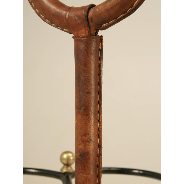 Jacques Adnet Umbrella Stand For Sale - Image 4 of 10