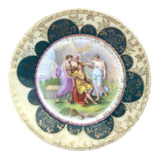 16th Century Royal Vienna Plate For Sale