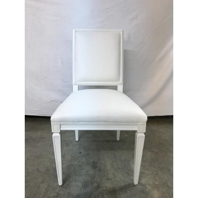 Highland House Highland House Jansen Side Chair For Sale - Image 4 of 4