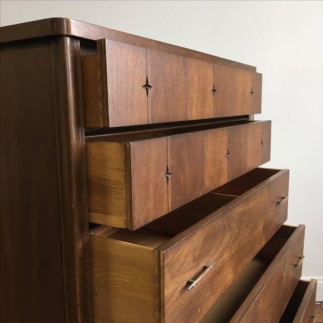 Broyhill Saga Highboy Dresser - Image 10 of 10
