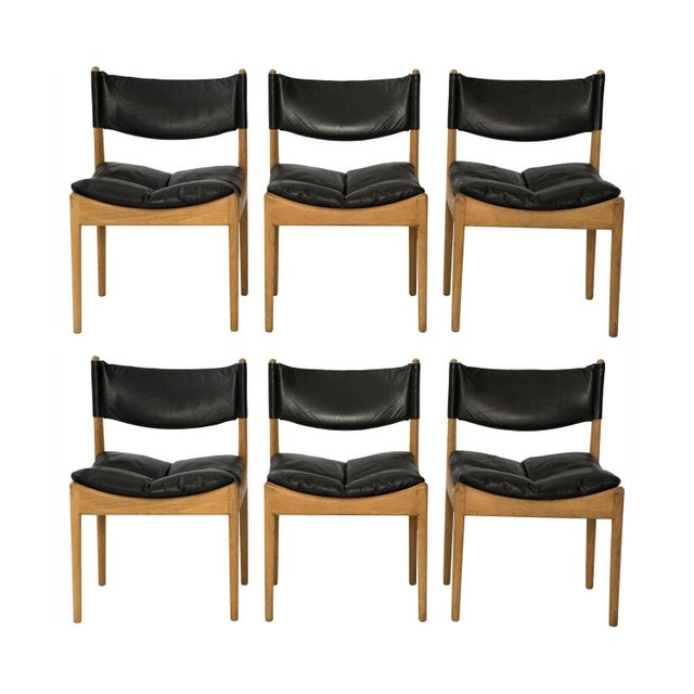 Modus Series Side Chairs by Kristian Vedel - 6 - Image 1 of 10