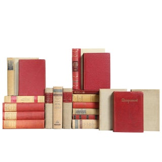 Flax & Crimson Classics - Set of 20