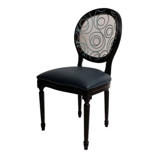 Lady Elitis by Lisaura Paris Designer Chair For Sale