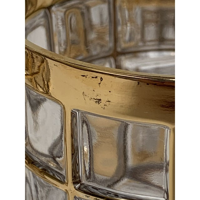Gold Imperial Glass Toril De Oro Rocks Cocktail Glasses - Set of 12 For Sale - Image 8 of 12