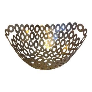Designer Artist Stainless Bowl