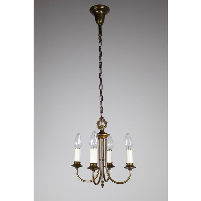 Colonial Revival Candelabra Style Fixture - Image 2 of 8