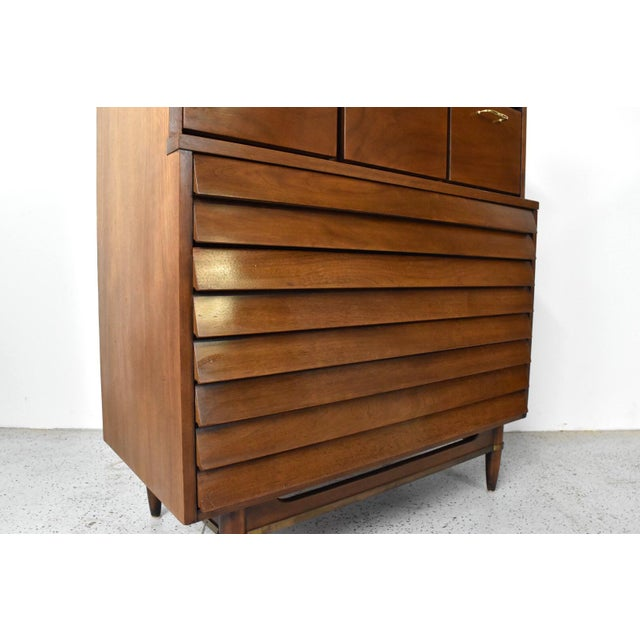 American of Martinsville Dania Highboy Chest - Image 7 of 10
