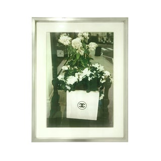 "Soicher Marin Paris Street ""Chanel Planter"" Photograph For Sale"