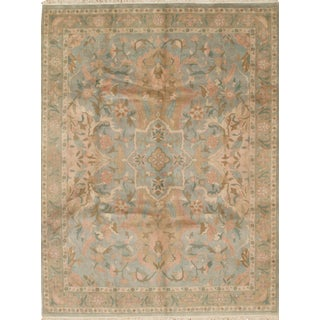 "Pasargad Ny French Polonez Design Rug - 9'2"" X 12' For Sale"