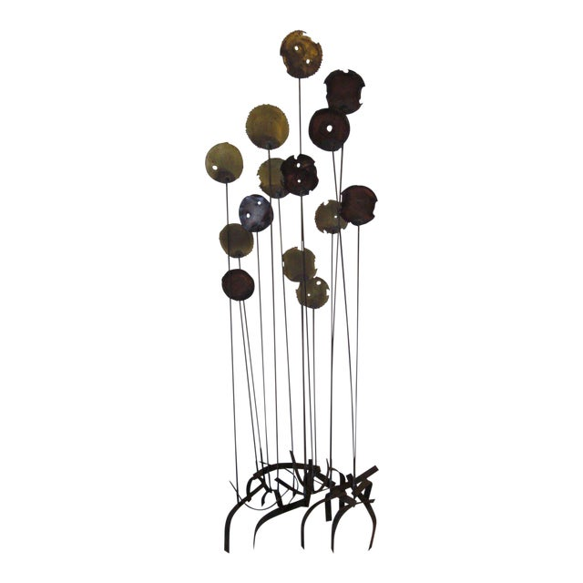 Curtis Jere Styled Kinetic Sculpture For Sale