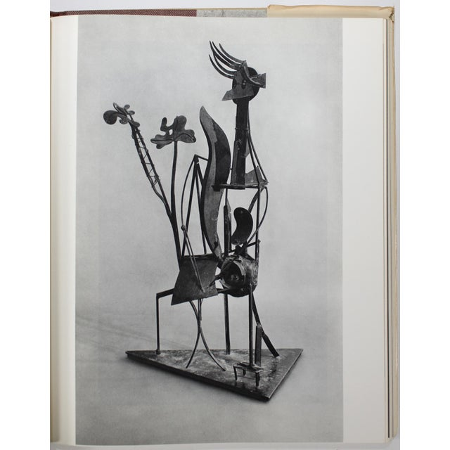 1960s The Sculpture of Picasso, First Edition For Sale - Image 5 of 13