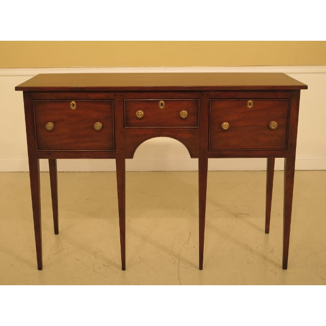 Kittinger Mahogany Colonial Williamsburg Sideboard For Sale - Image 13 of 13