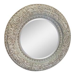 1990s Grand Baroque Mirror For Sale