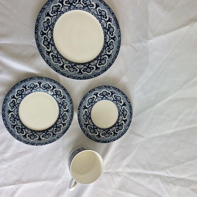 Ralph Lauren Home Empress Breakfast Sets - A Pair - Image 5 of 6