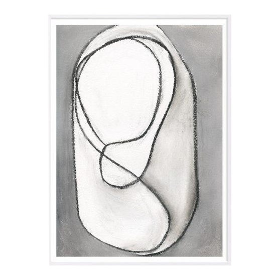 """""""Infinity Drawings No. 2"""" Unframed Print For Sale"""