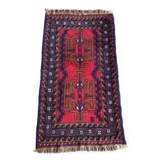 Antique Handmade Tribal Rug For Sale