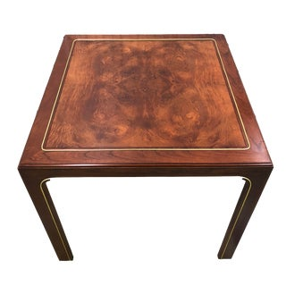 1960s Vintage Hekman Regency Collection Accent Table