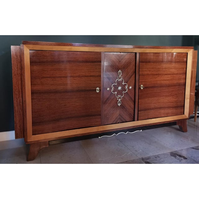 Brown 20th Century French Sideboard For Sale - Image 8 of 12