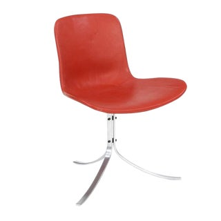 "1990s Vintage Poul Kjærholm ""pk-9"" Chair For Sale"