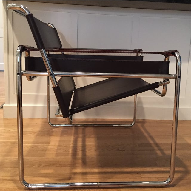Marcel Breuer's Wassily Chair - Image 2 of 5
