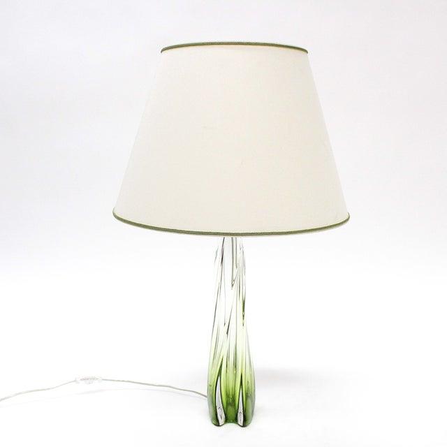 Val St Lambert Table Lamp - Image 4 of 7