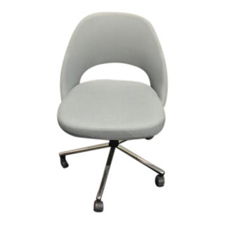 1990s Vintage Knoll Saarinen Side Chair For Sale
