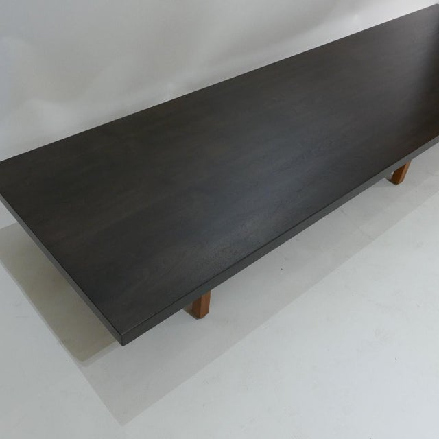 Milo Baughman for Thayer Coggin Low Table or Gallery Bench With Cushions For Sale - Image 11 of 13
