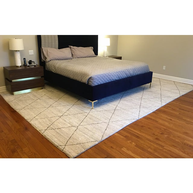 Dash & Albert Hand Knotted Wool Rug - 10' × 14' - Image 2 of 5