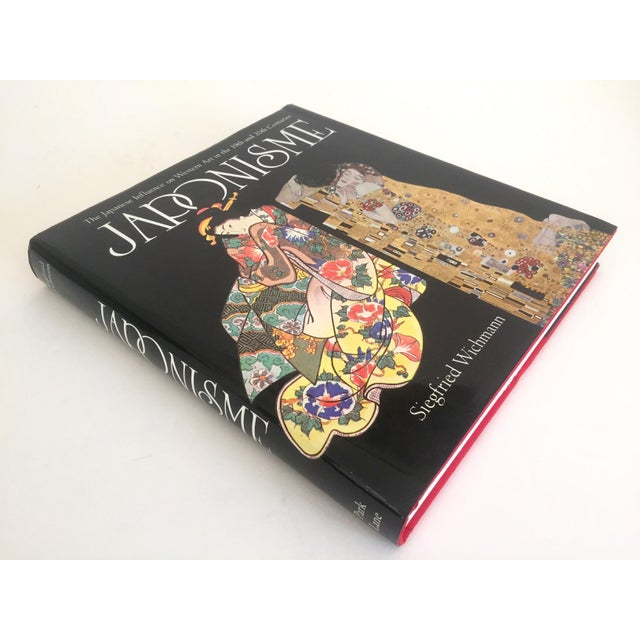 "This vintage 1985 hardcover large format collector's art and design book titled "" Japonisme - the Japanese Influence on..."
