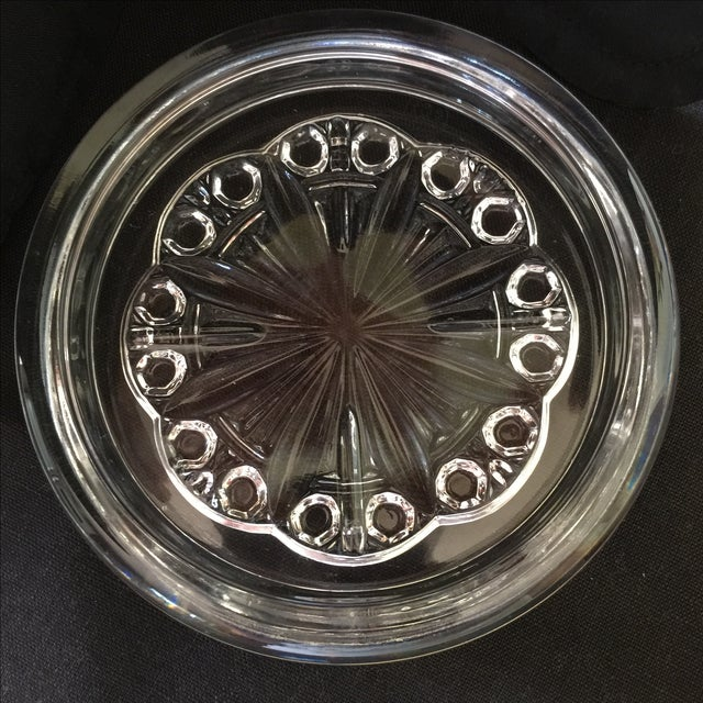 Baccarat Wine Bottle Coaster - Image 3 of 3