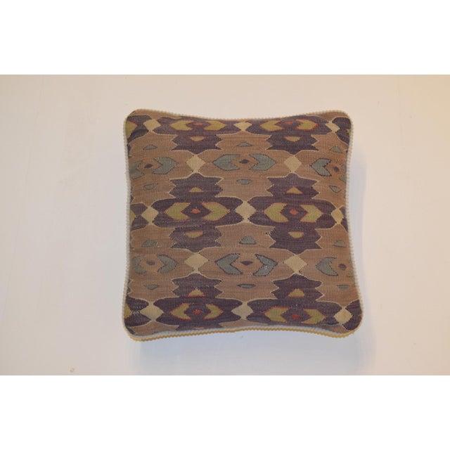 "Turkey ""Kilim"" Pillow - Image 3 of 5"