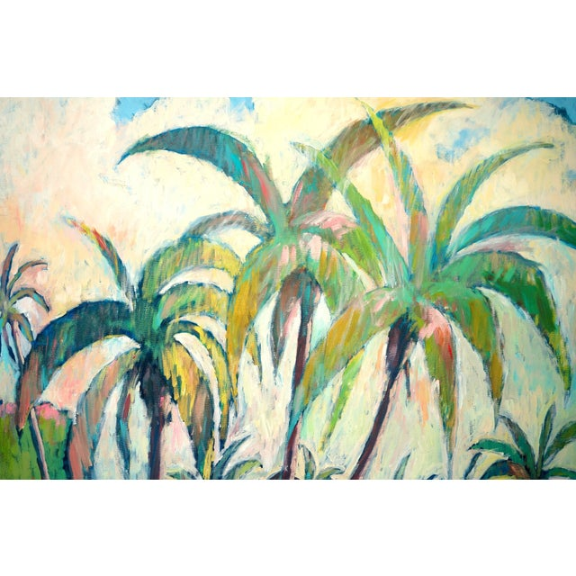 Oil On Canvas Hawaiian Islands By American Artist Nathan Solano A Pair Chairish I use a mix of 2d and 3d tools to make images with concept art purposes. oil on canvas hawaiian islands by american artist nathan solano a pair
