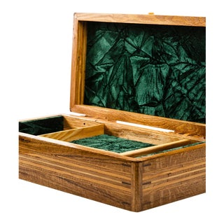 "Lawrence & Scott Master Series Jewelry Box 16"" For Sale"