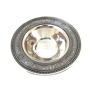 English Wedgwood Sterling Bowl For Sale