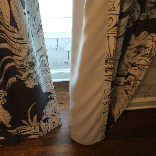 Designers Guild Curtain Panels - Set of 4 - Image 6 of 7