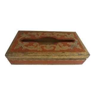 Florentine Tissue Box