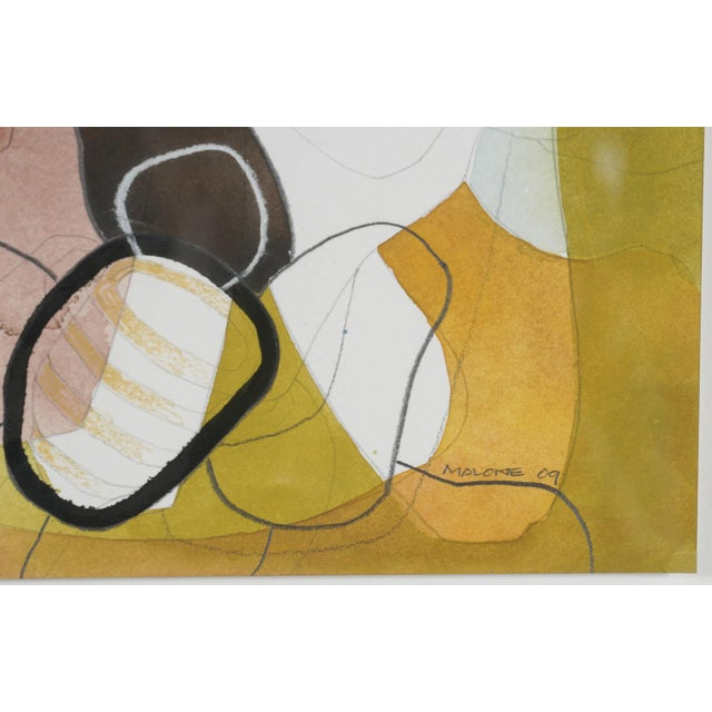 Abstract Abstract Painting 4 by Dave Malone For Sale - Image 3 of 6