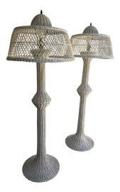 Image of Victorian Floor Lamps