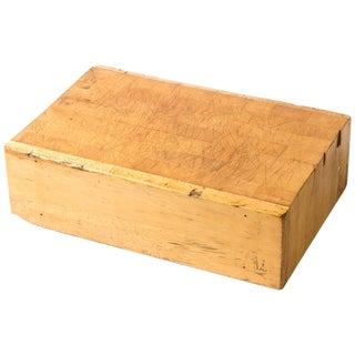 Chopping Block For Sale