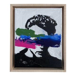 James D No.1 Portrait Painting For Sale